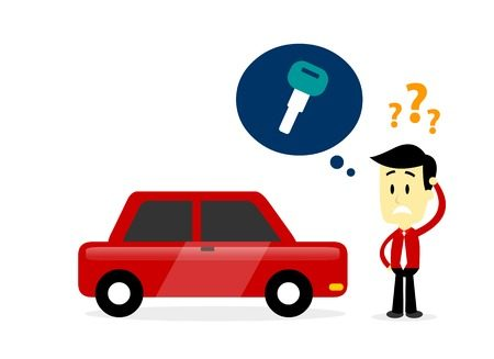 Tips for When Your Keys Are Locked In A Car